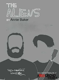 Post image for Chicago Theater Review: THE ALIENS (A Red Orchid Theatre)