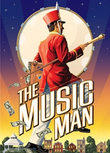 Post image for Chicago Theater Review: THE MUSIC MAN (Paramount Theatre)