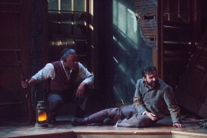 Lawrence Bommer's Stage and Cinema review of The Whipping Man at Northlight Theatre in Skokie (Chicago)