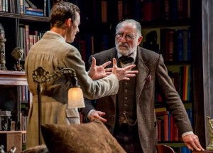 Thomas Antoinne's Stage and Cinema review of FREUD'S LAST SESSION at the Broad-Santa Monica