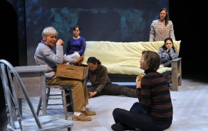 Erin Kohout's Stage and Cinema review of OUR PRACTICAL HEAVEN at Aurora, Berkeley