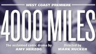 Post image for San Francisco Theater Review: 4000 MILES (A.C.T.)