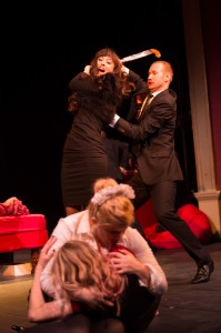 Thomas Antoinne's Stage and Cinema review of Cheek By Jowl's production of 'TIS PITY SHE'S A WHORE