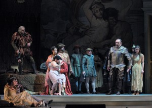 Kristin Walter's Stage and Cinema review of Lyric Opera Chicago's RIGOLETTO