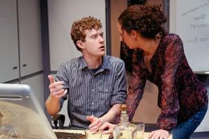 Lawrence Bommer's Stage and Cinema review of COMPLETENESS in Chicago