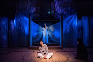 Stacy Trevenon's Stage and Cinema Bay Area review of The Fourth Messenger in Berkeley