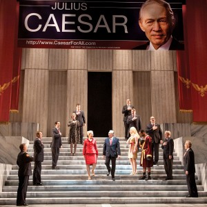 Lawrence Bommer's Stage and Cinema review of Julius Caesar at Chicago Shakespeare Theater