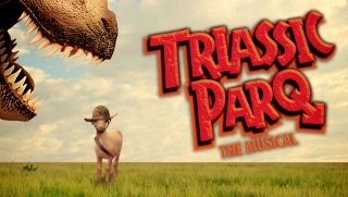 Post image for Los Angeles Theater Review: TRIASSIC PARQ: THE MUSICAL (Chance Theater in Anaheim Hills)