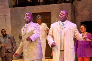"Lawrence Bommer's Stage and Cinema review of Black Ensemble Theater's ""From Doo Wop to Hip Hop"" in Chicago"