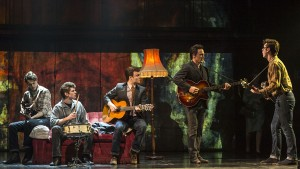 Jesse David Corti's Stage and Cinema review of BACKBEAT at the Ahmanson Los Angeles