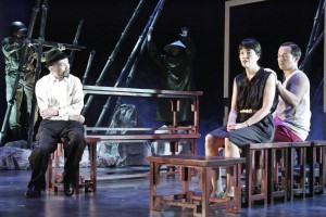 Barnaby Hughes' Stage and Cinema review of CHRISTMAS IN HANOI, East West Players, Los Angeles