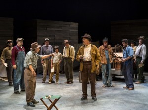 """Jesse David Corti's Stage and Cinema LA review of A Noise Within's """"The Grapes of Wrath."""""""