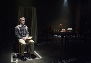 Lawrence Bommer's Stage and Cinema review of Speaking in Tongues at Interrobang Theatre Project in Chicago