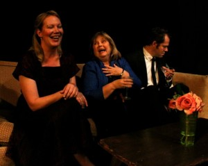 Mia Bonadonna's Stage and Cinema review of CATCHING THE BUTCHER at Long Beach Playhouse
