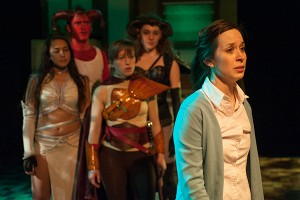 "Samantha Nelson's Stage and Cinema review of in Buzz22 Chicago's production of ""She Kills Monsters"" at Steppenwolf."