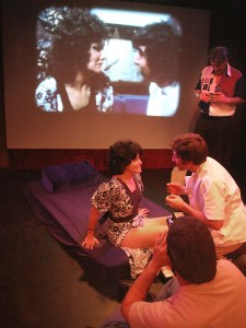 Barnaby Hughes' Stage and Cinema review of DEEP THROAT SEX SCANDAL at the Zephyr in LA