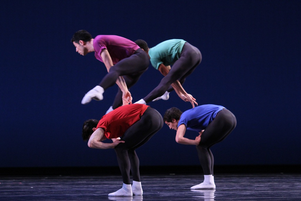 Lawrence Bommers Stage and Cinema review of ALVIN AILEY