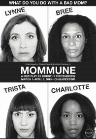 Post image for Los Angeles Theater Review: MOMMUNE (Chalk Repertory Theatre)
