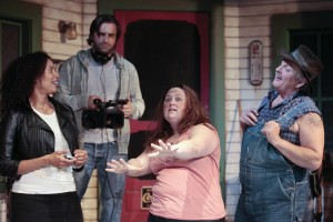 Tony Frankel's Stage and Cinema review of Paradise at Ruskin Group Theatre in Santa Monica
