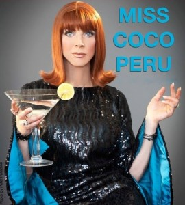 "Tony Frankel's Stage and Cinema feature on Coco Peru's SHE""S GOT BALLS"
