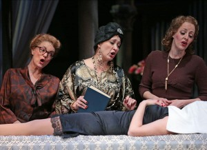 Lawrence Bommer's Stage and Cinema review of Sunset Boulevard at Drury Lane Oak Brook (Chicago)