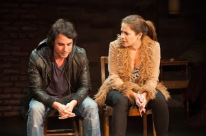 Tom Chaits' Stage and Cinema review of A FAMILY THING at Stage 52, Los Angeles