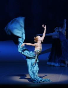 Tony Frankel Stage and Cinema's Review of Hamburg Ballet's THE LITTLE MERMAID at Segerstrom, Costa Mesa