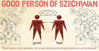 Post image for Off-Off-Broadway Theater Review: THE GOOD PERSON OF SZECHUAN (La MaMa)