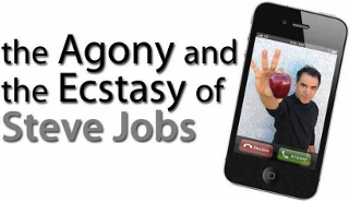 Post image for Los Angeles Theater Review: THE AGONY AND THE ECSTASY OF STEVE JOBS (Theatre Asylum)