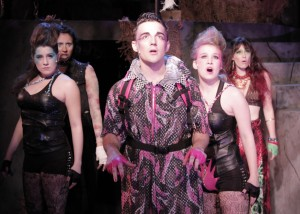 Ella MArtin's Stage and Cinema review of TRIASSIC PARQ THE MUSICAL Chance Theater Anaheim Hills