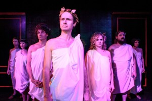 Paul Birchall's Stage and Cinema review of SKETCHES FROM THE NATIONAL LAMPOON, Hayward in Los Angeles