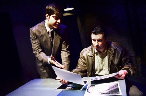 """Samantha Nelson's Stage and Cinema review of Lifeline's """"The City & The City,"""" Chicago"""