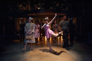 Lawrence Bommer's Stage and Cinema review of SWEET CHARITY at Writers' Theatre Chicago