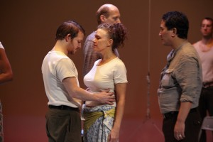 "Jason Rohrer's Stage and Cinema review of ""Early Plays"" - Wooster Group at REDCAT in LA"