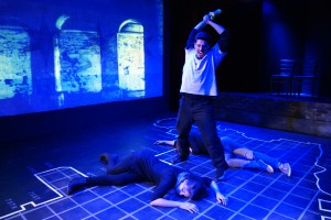 "Erika Mikkalo's Stage and Cinema review of Collaboraction's ""Crime Scene: A Chicago Anthology"""