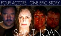Post image for Off-Broadway Theater Review: SAINT JOAN (Bedlam Theatre Company at Access Theatre)