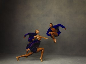 Lawrence bommer's Stage and Cinema review of ALVIN AILEY AMERICAN DANCE THEATER 2013 North American Tour