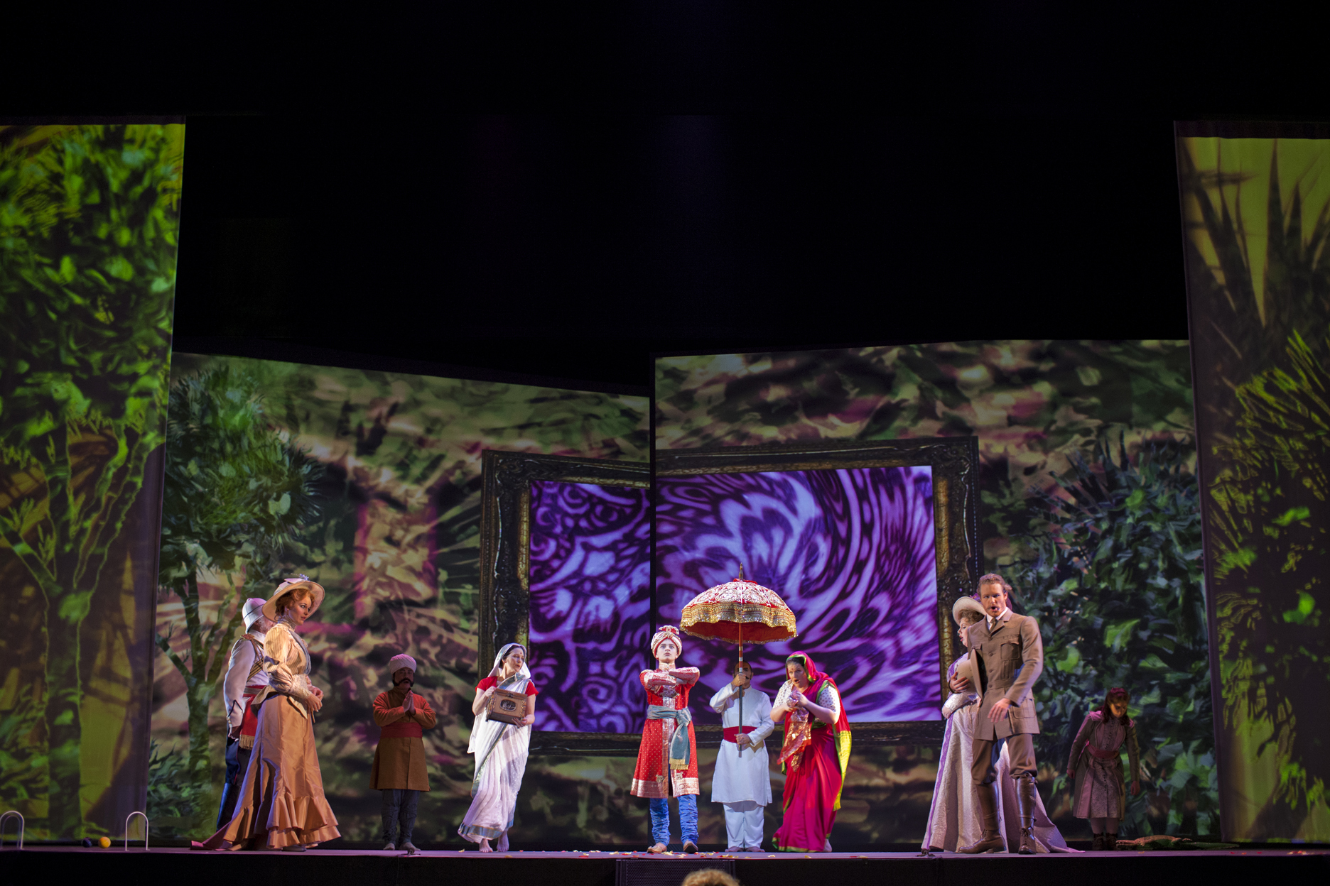 bay area opera review the secret garden cal performances and sf opera at zellerbach hall