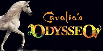 Post image for Theater Review: CAVALIA'S ODYSSEO (North American Tour Under the White Big Top at Soldier Field)