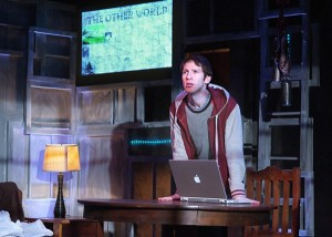 "Tony Frankel's Stage and Cinema review of ""On the Spectrum"" at the Fountain Theatre in Hollywood."