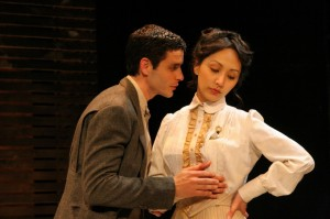 Jesse David Corti's Stage and Cinema LA review of Antaeus' production of Antaeus' MRS. WARREN'S PROFESSION.