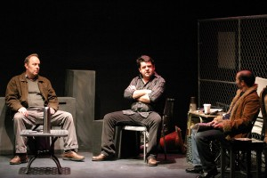 Jason Rohrer's Stage and Cinema review of RANK at Odyssey Theatre, LA
