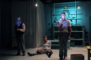 Jesse David Corti's Stage and Cinema review of THE BARGAIN AND THE BUTTERFLY by Ghost Road Company