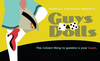 Post image for Bay Area Theater Review: GUYS AND DOLLS (Berkeley Playhouse)