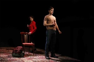 "Dmitry Zvonkov's Stage and Cinema ""Brits Off-Broadway"" review of GOOD WITH PEOPLE."