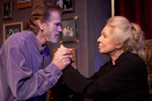 """Samuel Bernstein's Stage and Cinema LA review of """"Tomorrow"""" at Skylight Theatre"""