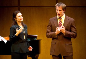 """Barnaby Hughes' Stage and Cinema review of ICT's """"Master Class"""" in Long Beach."""