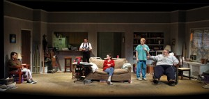 Tony Frankel's Stage and Cinema review of THE WHALE at South Coast Repertory in Costa Mesa