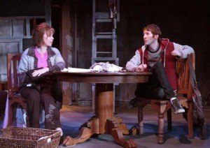 """Tony Frankel's Stage and Cinema review of """"On the Spectrum"""" at the Fountain Theatre in Hollywood."""