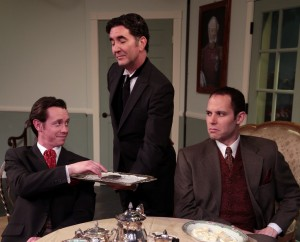 "Jason Rohrer's Stage and Cinema LA review of Theatre Banshee's ""The Importance of Being Earnest."""